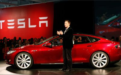 Tesla to join Nasdaq 100 as Oracle defects to NYSE